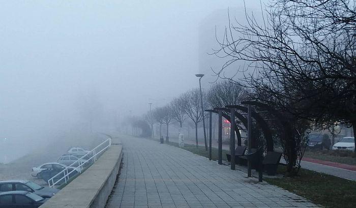 U subotu hladno i maglovito