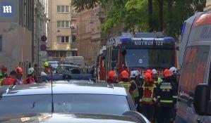 VIDEO: Eksplozija u zgradi u Beču, 12 povređenih