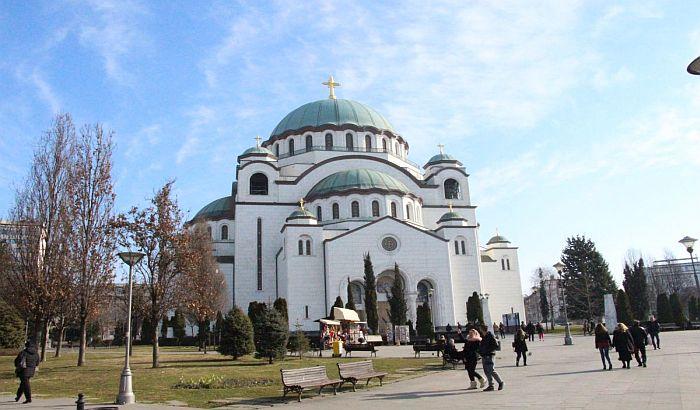 U Srbiji crkveni objekti na državnim parcelama