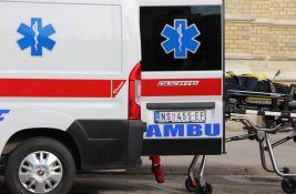 Osmoro povređeno u udesima u Novom Sadu, među njima petogodišnjak