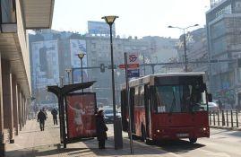 Gradski štab u Beogradu odlučio: Povećava se broj autobusa u špicu
