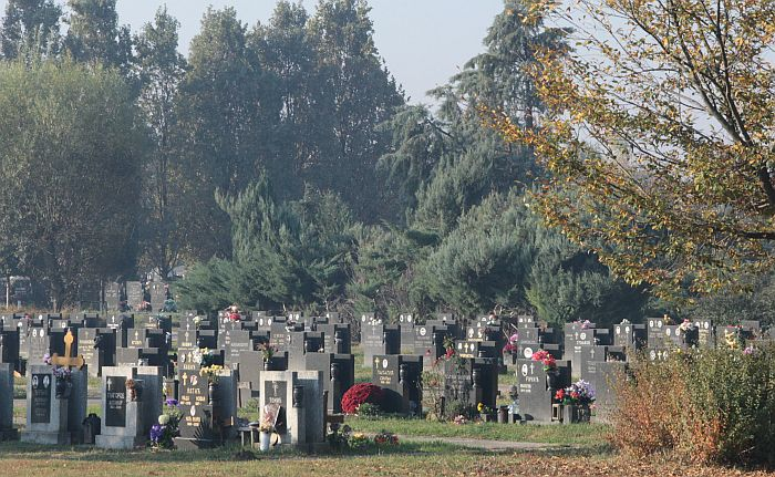 Raspored sahrana za ponedeljak, 23. novembar