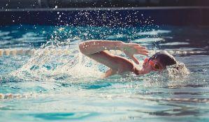 Počela sezona na otvorenom bazenu Spensa