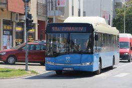 Autobusi GSP-a 11A i 11B u petak menjaju trase zbog obeležavanja godišnjice Novosadske racije