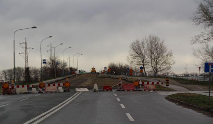 FOTO: Rok za završetak Sentandrejskog mosta ponovo pomeren