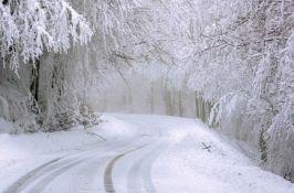 Dva smrznuta tela pronađena u snegu kod Požege u Hrvatskoj
