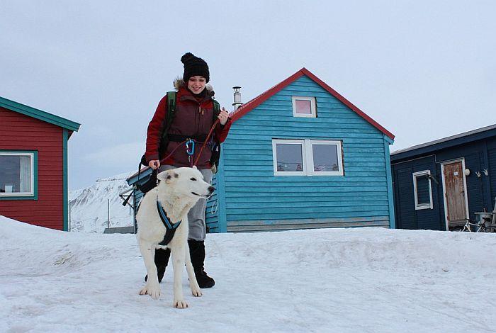 VIDEO: Kako izgleda izvođenje psa u šetnju kada živite na Severnom polu