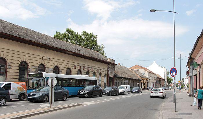 Novo ruho za Kisačku i Temerinsku: Planiraju se višespratnice, garaža, park, kuća Mileve Marić ostaje sačuvana
