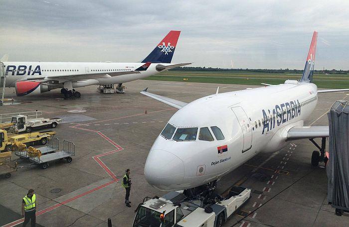 Er Srbija obnovila komercijalni saobraćaj, odleteo avion za Cirih