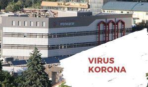 Povećan broj kovid pacijenata u novosadskim bolnicama