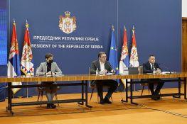Vučić i Vulin prikazali fotografije uznemirujućeg sadržaja