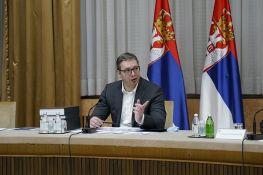VIDEO: Vučić posle sednice Saveta za naconalnu bezbednost