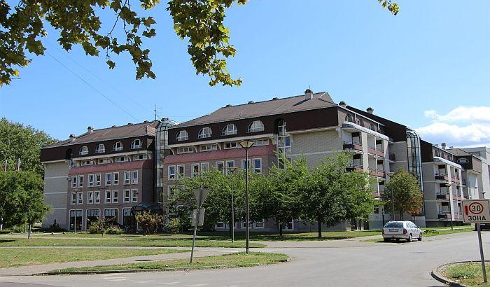 U studentskim domovima u Novom Sadu dvoje obolelih od korone