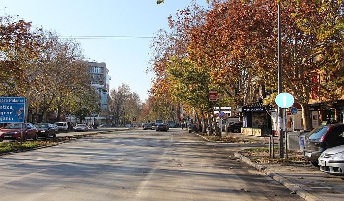 Novac od saobraćajnih kazni za veću bezbednost biciklista i pešaka u Novom Sadu