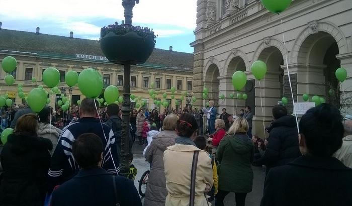 Novosađani danas puštaju balone u čast dece obolele od raka