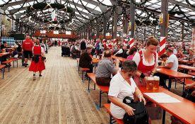 Otkazan Oktoberfest, prvi put od Drugog svetskog rata