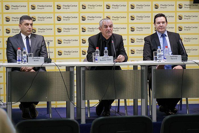 Bivši radikali Nemanja Šarović i Božidar Delić osnovali pokret