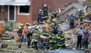 FOTO: Eksplozija u Baltimoru, uništeno nekoliko kuća