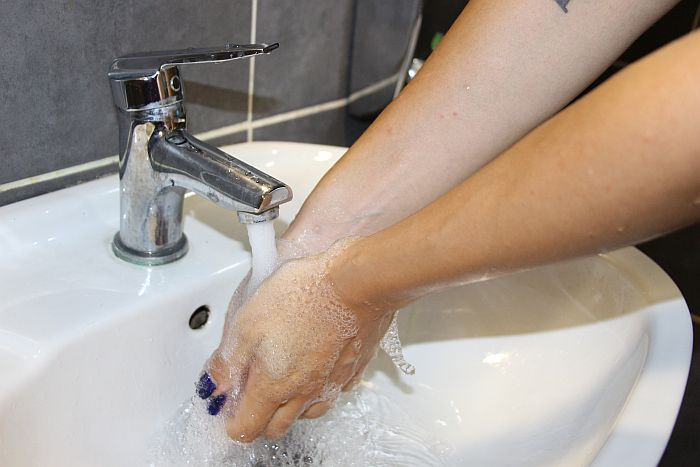 Deo Detelinare bez tople vode zbog radova