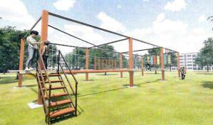 FOTO: Grad izdvaja više od 30 miliona za nekoliko sportskih i rekreativnih igrališta