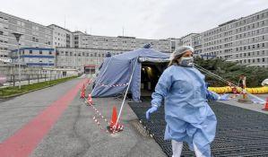 U Italiji najveći dnevni broj zaraženih od početka korone