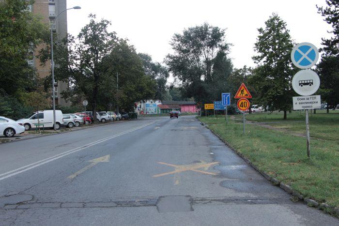 Ulica Marka Miljanova od sutra otvorena za saobraćaj