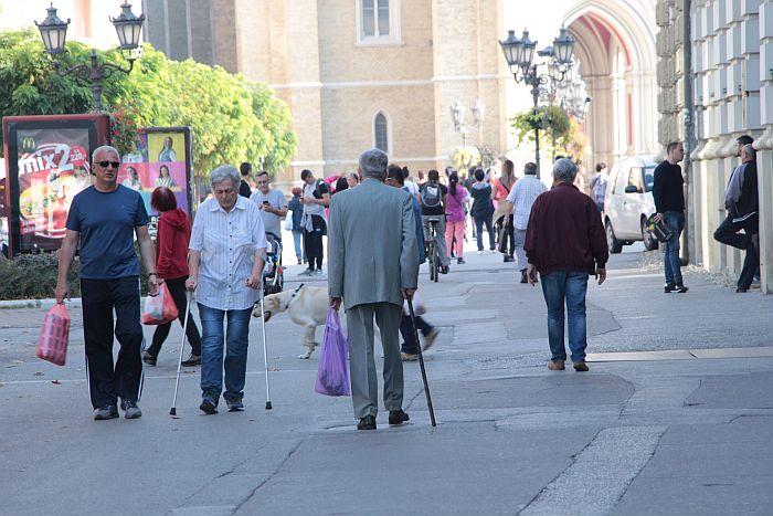 Za 20 godina Srbija će imati 128.000 stanovnika manje