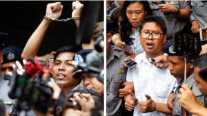 Mjanmar: Novinari Rojtersa osuđeni na sedam godina zatvora