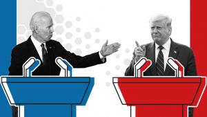 Amerika, izbori, debata Trampa i Bajdena: Dva ostarela boksera koja žele da pobede nokautom