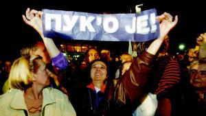 Peti oktobar, 20 godina kasnije: Dani kad je Srbija stala