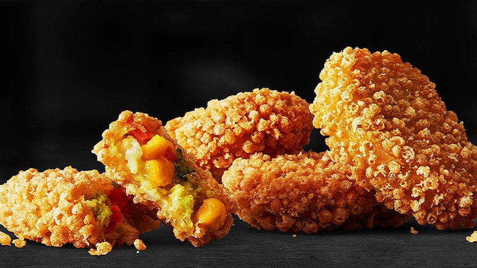 Mekdonalds predstavio veganske meknagetse: Da li će ih ljudi jesti