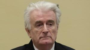 Pokrenuta istraga o Karadžićevom učešću u događajima u Crnoj Gori iz zatvora