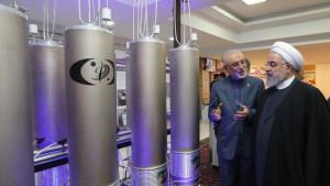 Nukelarni sporazum: Iran najavio