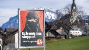 Referendum u Švajcarskoj: Glasači podržali zabranu pokrivanja lica u javnosti