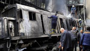 Požar na stanici u Kairu, najmanje 25 mrtvih, više od 50 povređenih