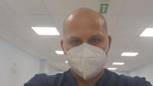 """Korona virus, medicinski radnici i mentalno zdravlje: """"Najgore mi je bilo da gledam kako mnogo ljudi umire"""