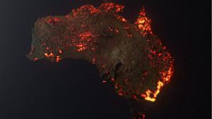 Požari u Australiji: Internetom kruže neprecizne mape