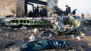 Ukrajinski avion pao kod Teherana, nema preživelih