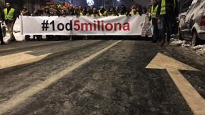 """Drugi protest """"Stop kravim košuljama"""": Koji su zahtevi demonstranata"""