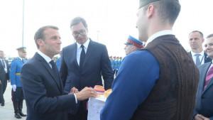 Makron u Beogradu: Popravni ispiti Srbije i Francuske na svim poljima
