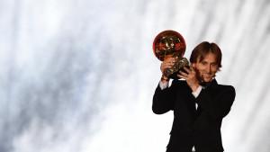 Zlatna lopta - kako je Luka Modrić osvojio svet