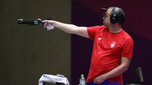 Olimpijske igre u Tokiju: Damir Mikec osvojio srebrnu medalju u disciplini vazdušni pištolj