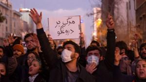 Iran, avionska nesreća i protesti: Da li je ovo