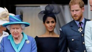 "Hari i Megan: Kraljica i vojvoda od Saseksa na sastanku ""licem u lice"