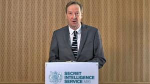 Šef britanske tajne službe MI6 uputio upozorenje Rusiji