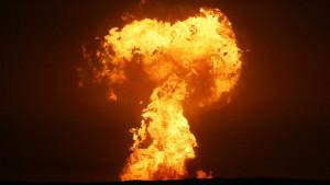 Azerbejdžan: Erupcija blatnog vulkana izazvala veliku eksploziju u oblasti gde su naftne platforme, ali nema povređenih