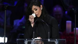 Kobi Brajant: Vanesin emotivan oproštaj od ćerke i muža, Majkl Džordan zaplakao