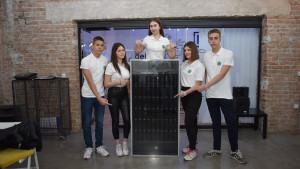 Srbija, energetika i životna sredina: Kako su đaci od limenki napravili solarni panel