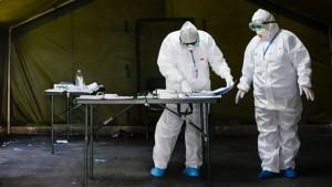 Korona virus: Kako je pandemija zbližila Beograd i Prištinu