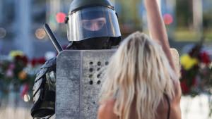 Izbori u Belorusiji: Potreseni nasiljem, ljudi se oslobađaju straha